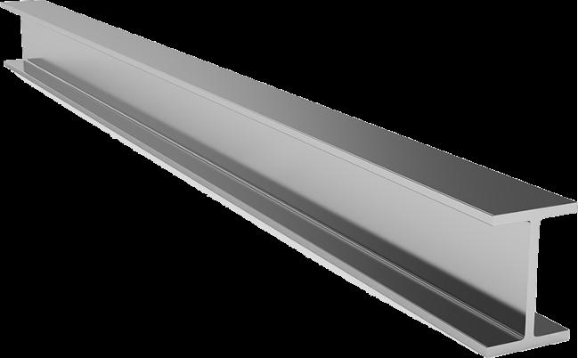 Steel I Beams ~ Reactive steels